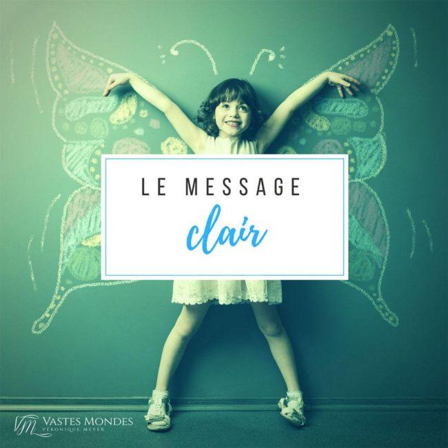 Le message clair